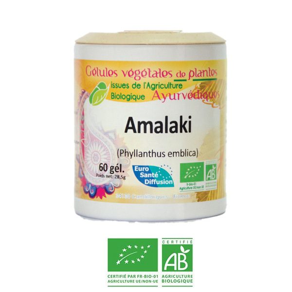 Euro Santé Diffusion - Amalaki Bio - Pour le bien être physique