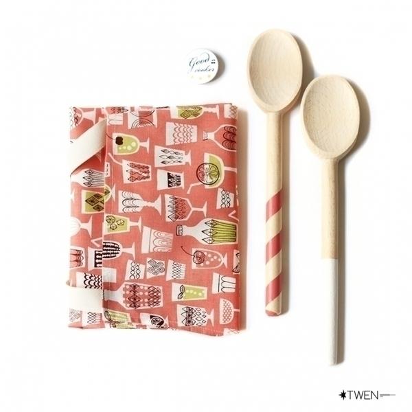 Tween - Kit Petit cuisinier Mandarine