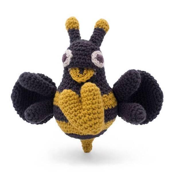 Myum - Mireille l'abeille au crochet - MyuM