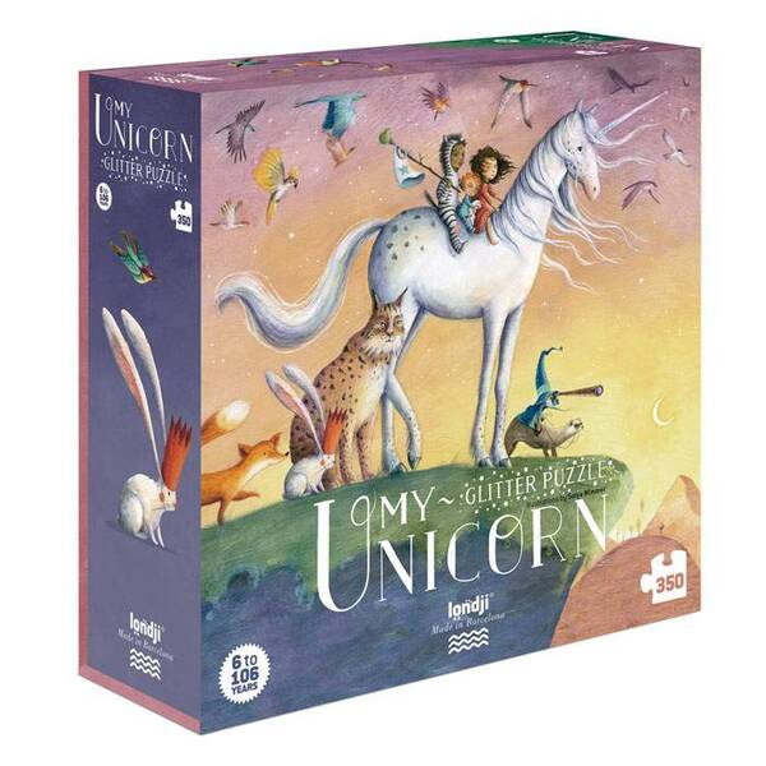 Londji - Puzzle Licorne - Londji