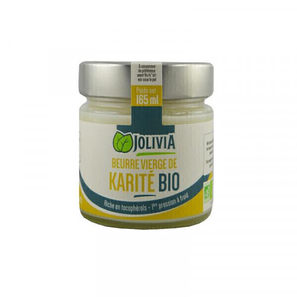 Jolivia - Beurre de Karité Bio - 165 ml