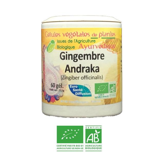 Euro Santé Diffusion - Andraka Bio - Pour stimuler votre libido