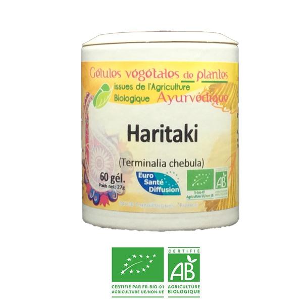 Euro Santé Diffusion - Haritaki Bio - Votre détofixiant