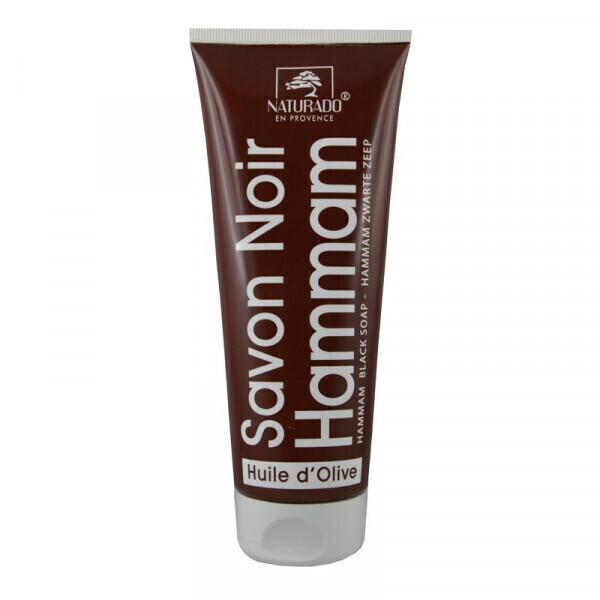Naturado - Savon noir Hammam Bio - 200 ml