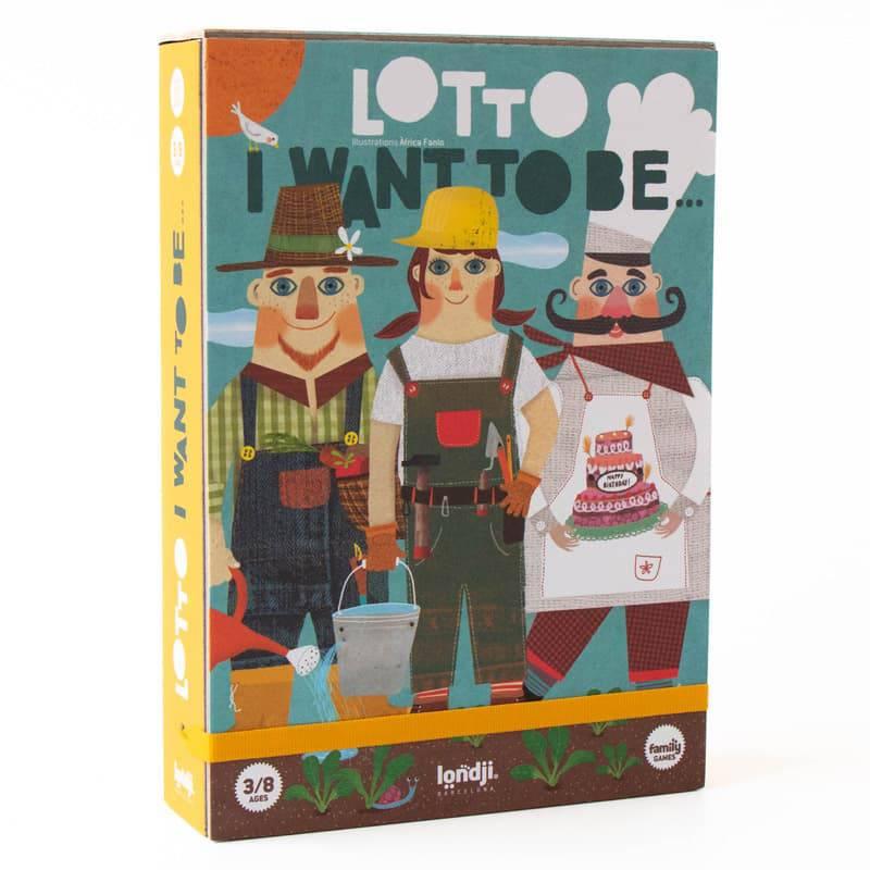 Londji - Lotto des métiers - Londji
