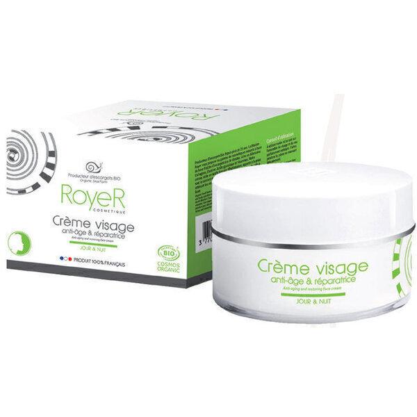 Royer - Crème visage à la bave d'escargot 50ml Royer BIO