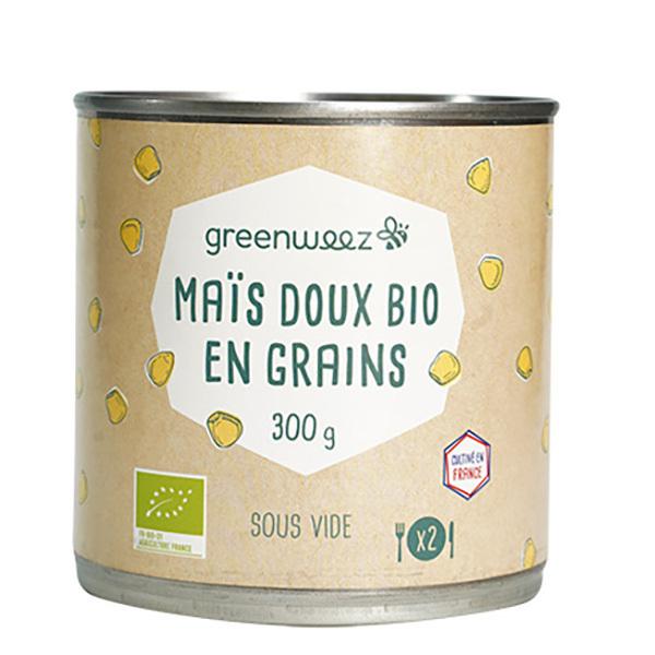 Greenweez - Maïs bio origine France 300g