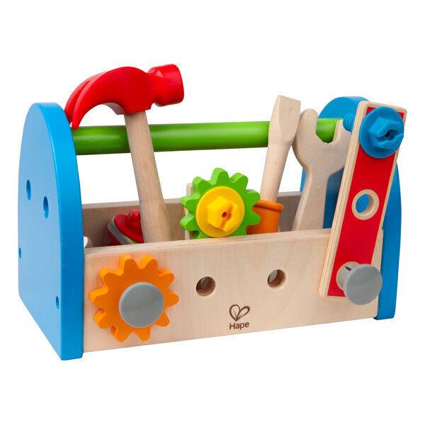 Hape - Caisse à outils - Dès 3 ans