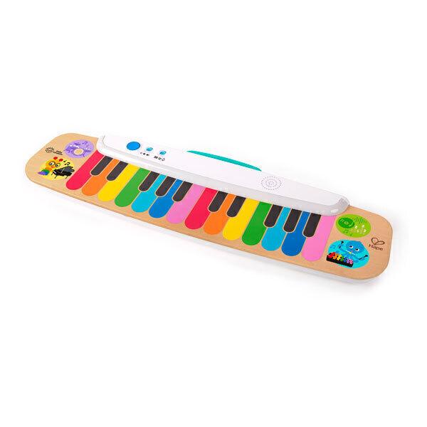Hape - Clavier Magic Touch avec 4 styles d'instruments - Dès 1 an