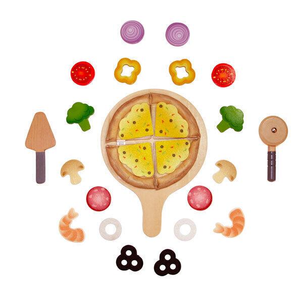 Hape - Set de pizzaiolo - Dès 3 ans