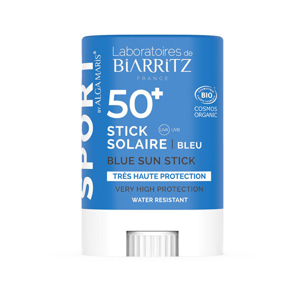 Laboratoires de Biarritz - Stick solaire Bleu SPF50+ 12g