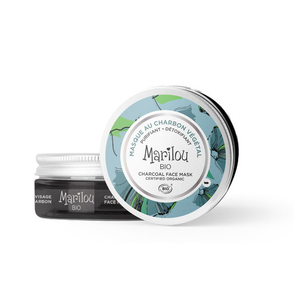 Marilou Bio - Masque au charbon végétal 75ml
