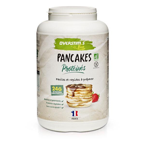Overstims - Préparation pour pancakes protéinés 900g