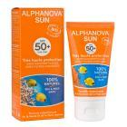 Alphanova - Lait Solaire Très Haute Protection 50+