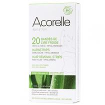Acorelle - Swimsuit Area and Underarm Depilation Strips