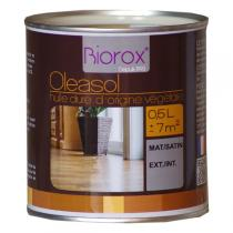 Biorox - 2 in 1 Hardening Oil Finish Based On Soya Oil 0.75l