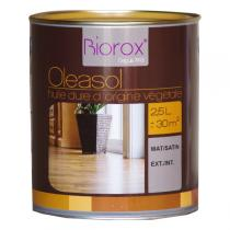 Biorox - 2 in 1 Hardening Oil Finish Based On Soya Oil 2.5l