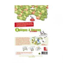 La Droguerie écologique - Kit 3 Pièges à Limaces à la Bière