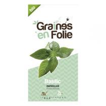 Graines en Folie - Graines de Basilic Marseillais
