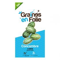 Graines en Folie - Graines de Concombre à Confire
