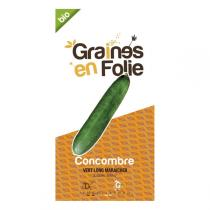 Graines en Folie - Cucumber Seeds