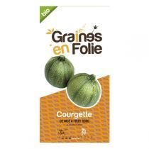 Graines en Folie - Graines de Courgette De Nice A Fruit Rond