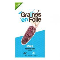 Graines en Folie - Graines de Maïs Fraise Pop Corn