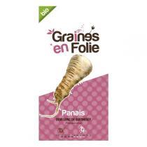 Graines en Folie - Graines de Panais Demi Long De Guernesey
