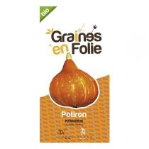 Graines en Folie - Red Kuri Squash Seeds