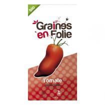 Graines en Folie - Graines de Tomate Andine Cornue