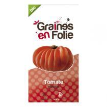 Graines en Folie - Graines de Tomate Beefsteak