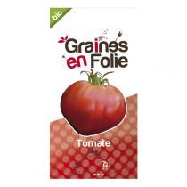 Graines en Folie - Graines de Tomate Coeur