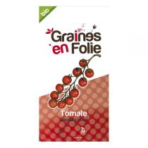 Graines en Folie - Gardener's Delight Tomato Seeds