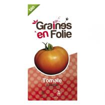 Graines en Folie - Graines de Tomate La Carotina