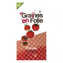 Graines en Folie - Graines de Tomate Miel Du Mexique