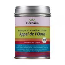 Herbaria - Appel de l'Oasis - épices pour taboulés et salades 110g