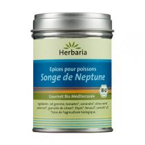 Herbaria - Songe de Neptune - épices pour poissons 100g