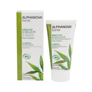 Alphanova - Anti-Cellulite-Pflege BIO 150ml