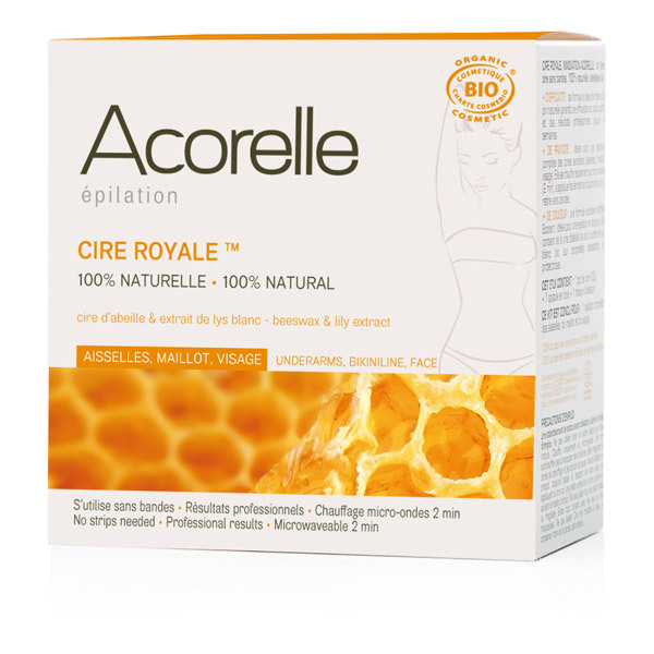 Acorelle - Acorelle Wachs Royal (Cire Royal) 100 ml