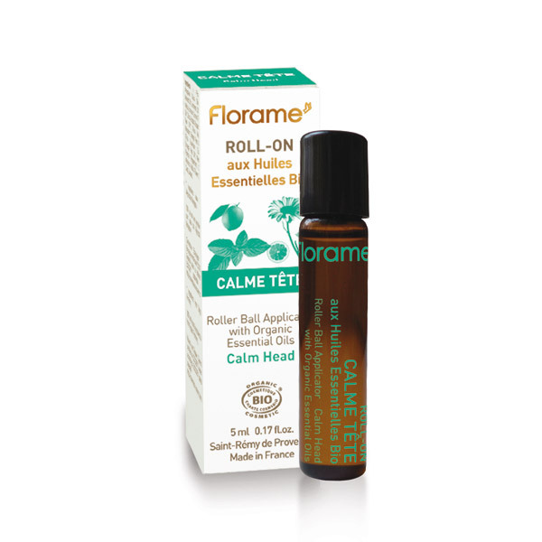 Florame - Roll-On CALME TETE 5ml