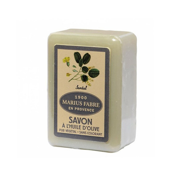 Marius Fabre - Olive Oil Soap - Sandalwood 150g