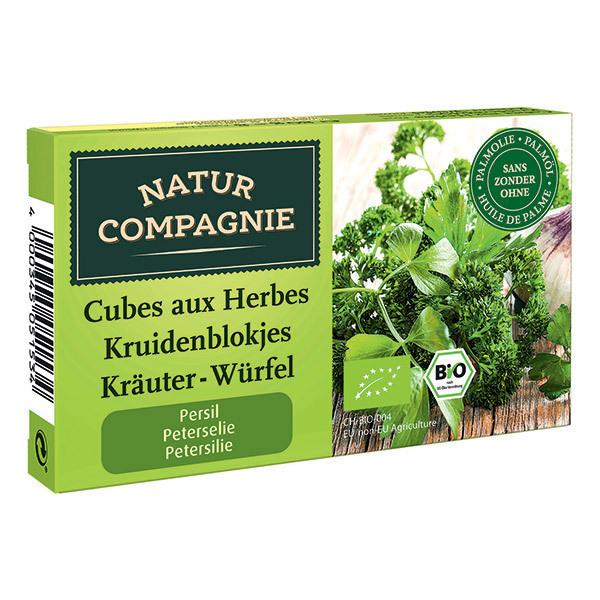Natur Compagnie - Bouillon persil 8 cubes 80g