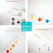 Pause Moderne - La Box DIY des Mobiles Montessori