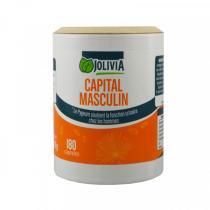 Jolivia - Capital masculin (ex Prostate + Complexe) - 180 capsules