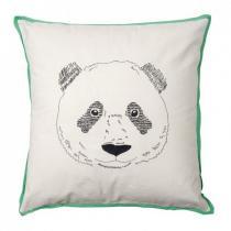 Mimi Lou - Mimi'Lou - Coussin brodé Panda