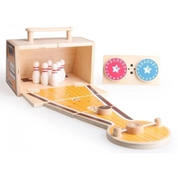 Bass et bass - Set Mini bowling portable