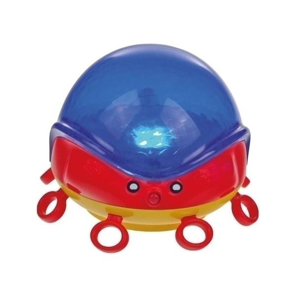 Eduplay - Projecteur de lumière et veilleuse la pieuvre
