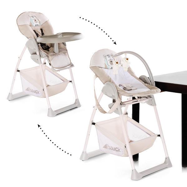 Hauck - Chaise Haute Sit'n Relax - Friend