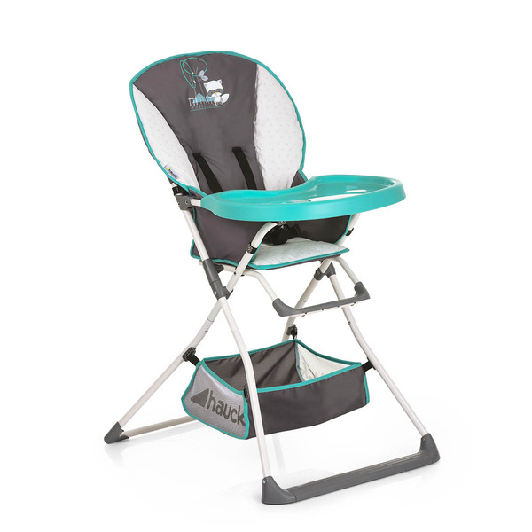 Hauck - Chaise Haute Mac Baby Deluxe - Forest Fun
