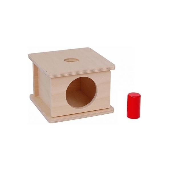 MontessoriSamuserAutrement - Boite d'encastrement grand cylindre